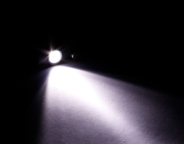 LED Pickup-Lampe DAYLITE MAS-SJ7-105 Handheld Worklight schwarz/gelb - Produktbild 5