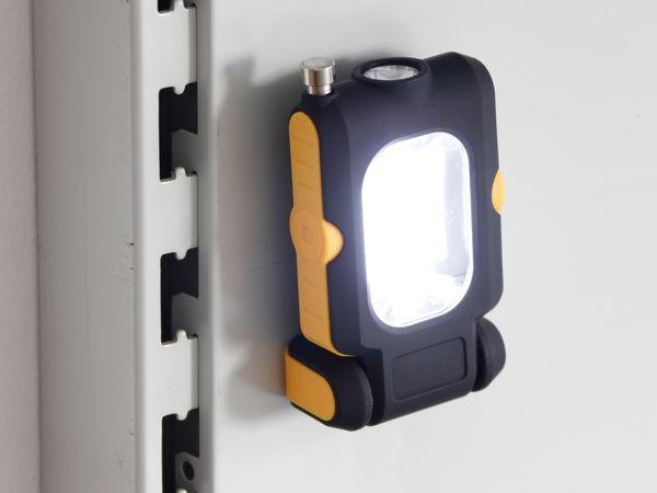 LED Pickup-Lampe DAYLITE MAS-SJ7-105 Handheld Worklight schwarz/gelb - Produktbild 6