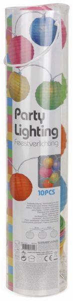 Sommerlichterkette, 10 Lampions, verschiedene Ausführungen - Produktbild 2