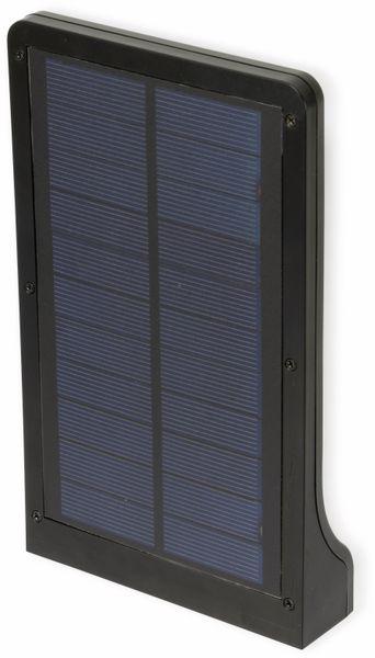 LED Solar-Außenleuchte DAYLITE WTT-1012, 36 LEDs, PIR, schwarz - Produktbild 2