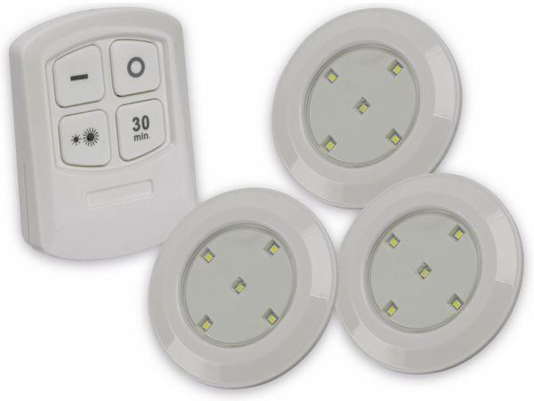 Ferngesteuerte LED-Leuchten DAYLITE MAS-SJ7-501