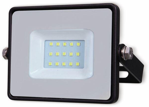 LED-Fluter V-TAC VT-10, (425), EEK: A, 10 W, 800 lm, 4000k,