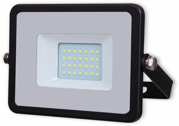 LED-Flutlichtstrahler V-TAC VT-20 (439), EEK: A, 20 W, 1600 lm, 3000K