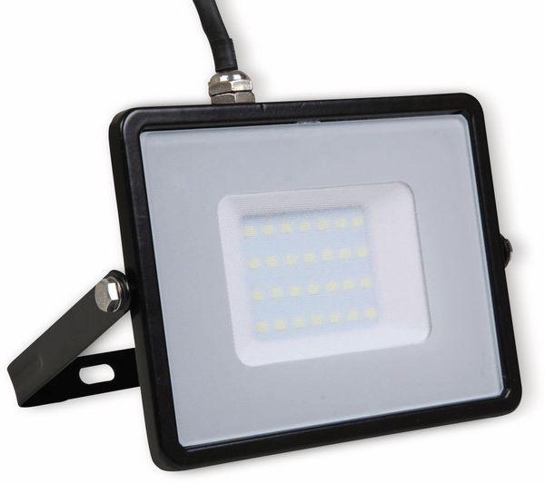 LED-Flutlichtstrahler V-TAC VT-30 (402), EEK: A, 30 W, 2400 lm, 6500K