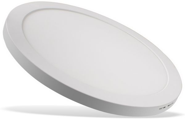 LED-Ein-/Aufbau Panel OPTONICA 2586, EEK: A+, 18 W, 1600 lm, 3000…6000 K - Produktbild 2