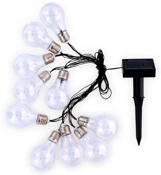 Grundig Solar-Party-Lichterkette 10 LEDs