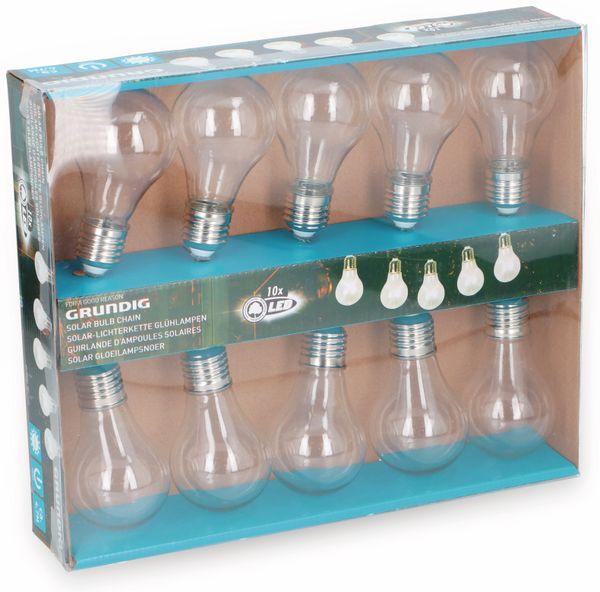 Grundig Solar-Party-Lichterkette 10 LEDs - Produktbild 4