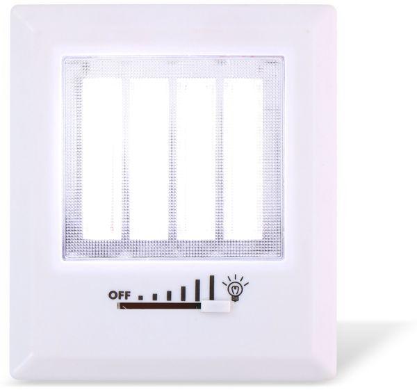 LED-Nachtlicht GRUNDIG, 110x125x20 mm - Produktbild 2