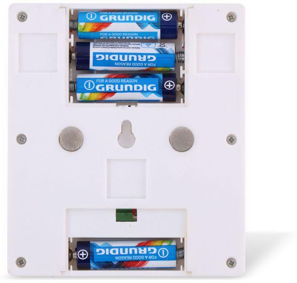 LED-Nachtlicht GRUNDIG, 110x125x20 mm - Produktbild 4