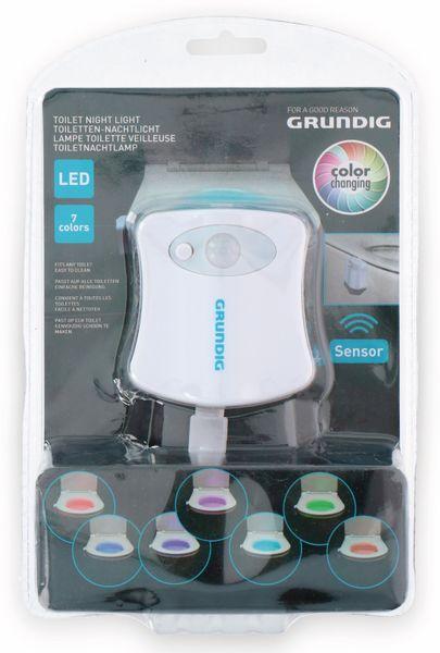 LED Toiletten-Licht GRUNDIG, RGB - Produktbild 3