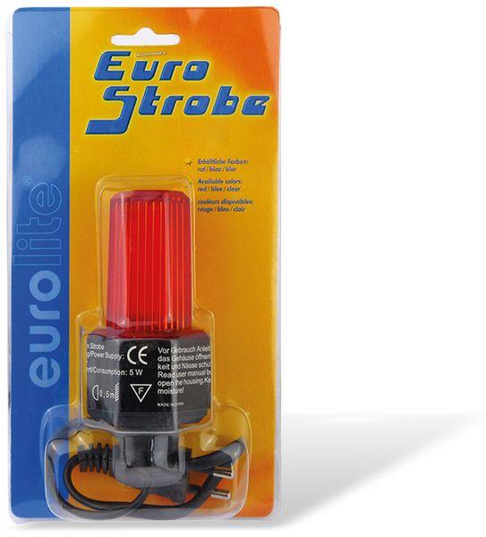 Party-Blitzlicht, EUROLITE, 230V~, rot - Produktbild 2