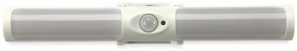 LED Lichtleiste DAYLITE PIR 09 mit Bewegungsmelder, batteriebetrieb, weiß - Produktbild 2