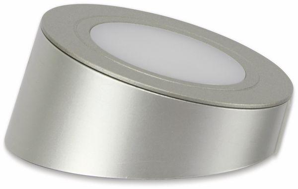 LED-Unterbauleuchte DAYLITE PIR06, Silber, Wandmontage