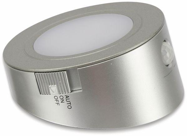 LED-Unterbauleuchte DAYLITE PIR06, Silber, Wandmontage - Produktbild 2