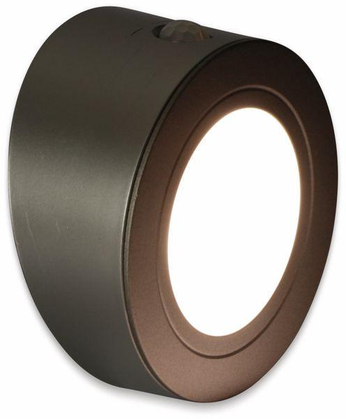 LED-Unterbauleuchte DAYLITE PIR06, Silber, Wandmontage - Produktbild 3
