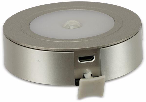 LED-Unterbauleuchte DAYLITE PIR07, Silber, Deckenmontage - Produktbild 2