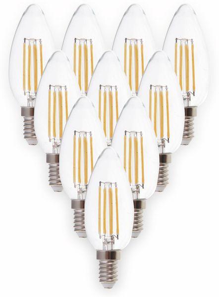 LED-Lampe V-TAC, VT-1986, E14, EEK: A+, 4 W, 400 lm, 2700 K, 10 Stück