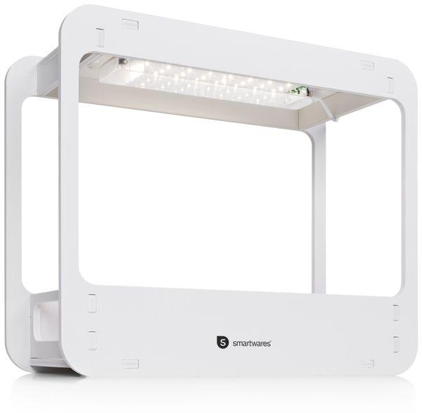 LED-Zimmergewächshaus SMARTWARES Grow Light, weiß, 230V~