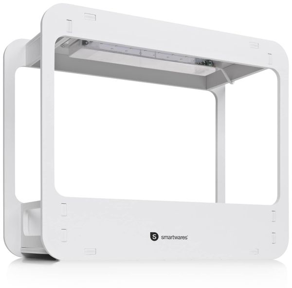 LED-Zimmergewächshaus SMARTWARES Grow Light, weiß, 230V~ - Produktbild 2