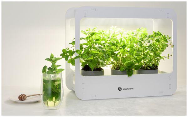 LED-Zimmergewächshaus SMARTWARES Grow Light, weiß, 230V~ - Produktbild 3