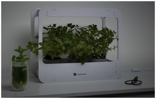 LED-Zimmergewächshaus SMARTWARES Grow Light, weiß, 230V~ - Produktbild 4