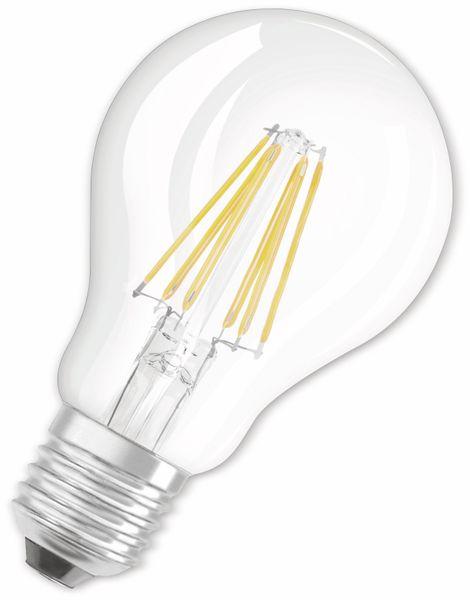 LED-Lampe OSRAM BASE CLAS A, E27, EEK: A++, 6W, 806 lm, 4000 K, 3 Stk. klar - Produktbild 2