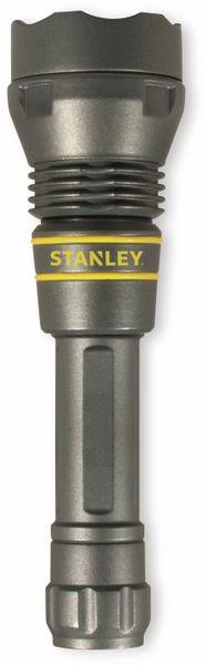 LED-Taschenlampe STANLEY, 450lm, 5 W, Powerbank, Aluminium, grau
