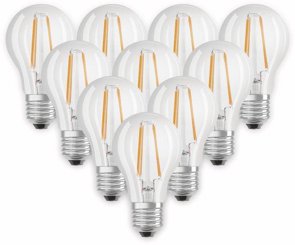 LED-Lampe BELLALUX CLASSIC, E27, EEK: A++, 7 W, 806 lm, 2700 K, 10 Stück