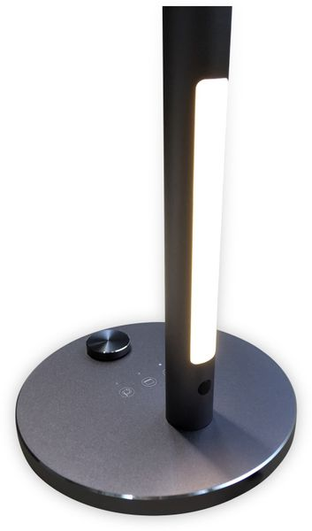 LED-Schreibtischleuchte LUXULA, 8,5W, EEK: A, 500 lm, 230V~, schwarz - Produktbild 4