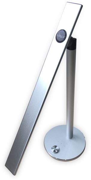 LED-Schreibtischleuchte LUXULA, 8,5W, EEK: A, 500 lm, 230V~, silber - Produktbild 2