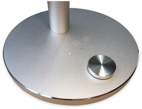 LED-Schreibtischleuchte LUXULA, 8,5W, EEK: A, 500 lm, 230V~, silber - Produktbild 3