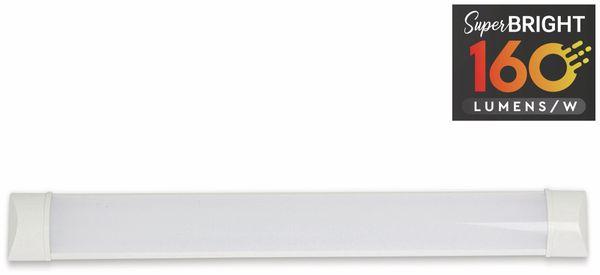 LED-Deckenleuchte, V-TAC 8315 (6488) EEK: A++, 15 W, 2400 lm, 4000 K, 600 mm - Produktbild 2