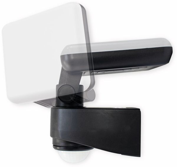 LED-Sicherheitsstrahler mit Bewegungsmelder LUCECO EWLS10B40P, EEK: A+, 10 W, 4000K, 1000 lm, 230 V~ - Produktbild 5