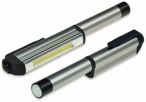 LED Inspektionsleuchte CT-11, 3W, 150 lm, COB, Aluminium