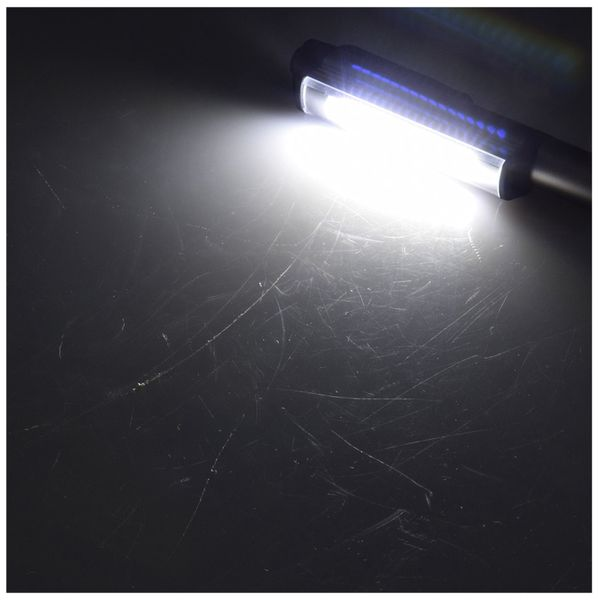 LED Inspektionsleuchte CT-11, 3W, 150 lm, COB, Aluminium - Produktbild 3