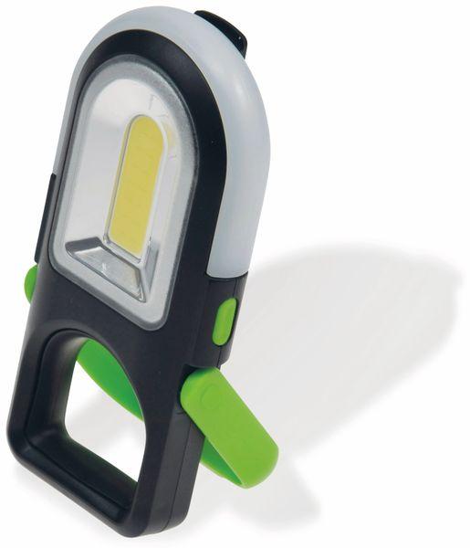 "LED-Arbeitsleuchte ""CAL-Rescue Pro"", COB LED, 180 Lumen, 1,8W Rettungslicht, Batteriebetrieb"