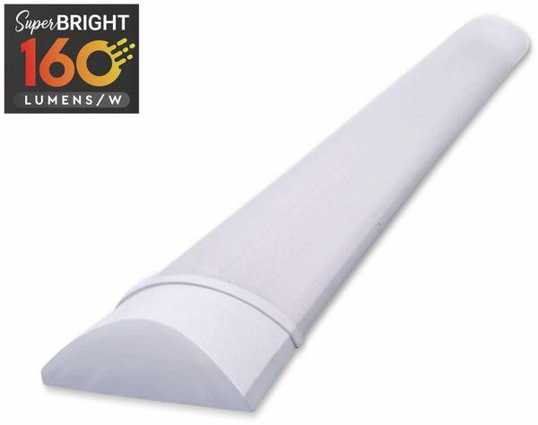 LED-Deckenleuchte, V-TAC 8338 (6494) EEK: A++, 38 W, 6080 lm, 4000 K, 1500 mm