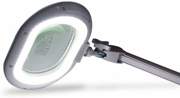 "LED- Lupenleuchte ""CT-LL60 Pro"", EEK: A+, 9W, 800lm, 60 LEDs, dimmbar - Produktbild 2"