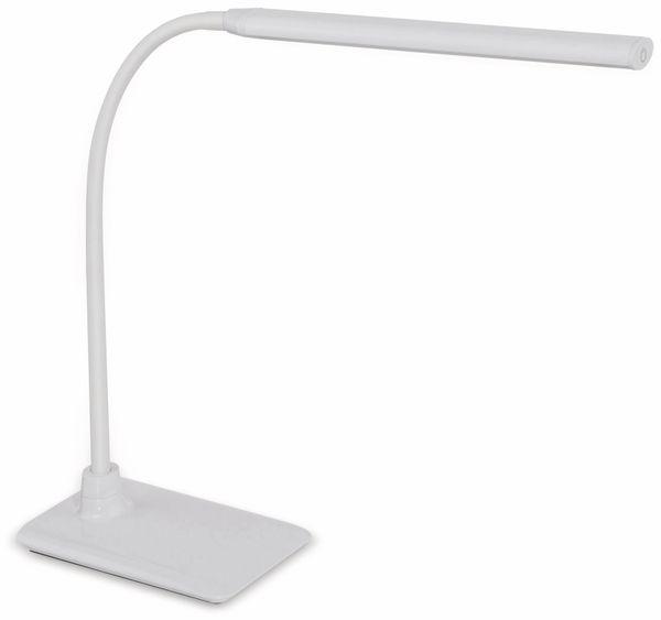 LED-Schreibtischleuchte LAORA, EEK: A++, 4,5 W, 550lm, 4000K 230V~, weiß, dimmbar