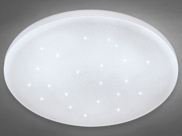 LED-Deckenleuchte FRANIA-S, EEK: A+,7,4W, 900 lm, 3000K, Kristalleffekt