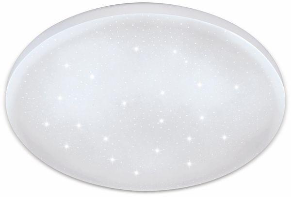 LED-Deckenleuchte FRANIA-S, EEK: A+,7,4W, 900 lm, 3000K, Kristalleffekt - Produktbild 2