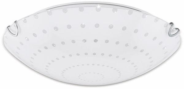 LED-Deckenleuchte DOTORBE, EEK: A+,12W, 1200 lm, 3000K, Dekoreffekt