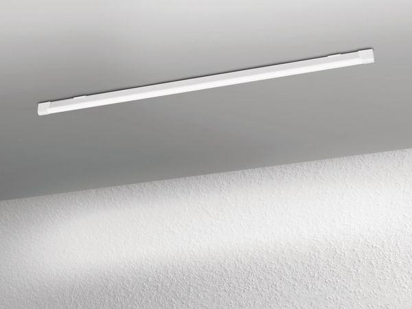 LED-Lichtleiste, LEDVANCE Value Batten, EEK: A++, 20W, 2000 lm, 1200 mm, 4000 K, silber, 20 Stück - Produktbild 3