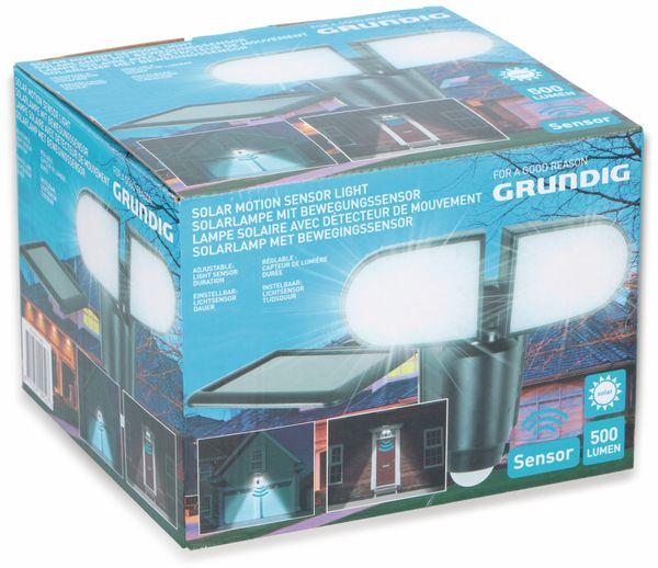 Solar LED-Außenleuchte GRUNDIG, 500 lm - Produktbild 2
