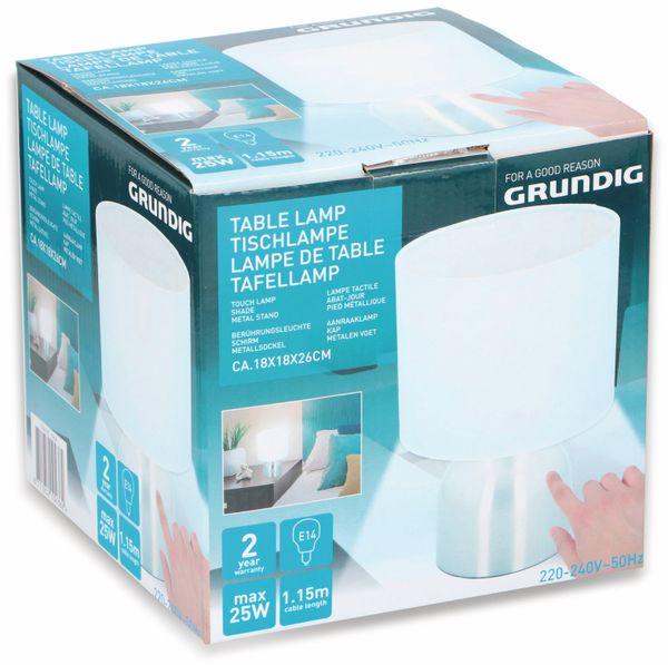 Tischleuchte GRUNDIG, Touch, max. 25 W - Produktbild 2
