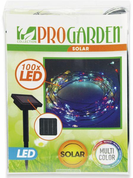 Solar-Lichterkette, 100 LEDs, bunt, 7 m - Produktbild 2