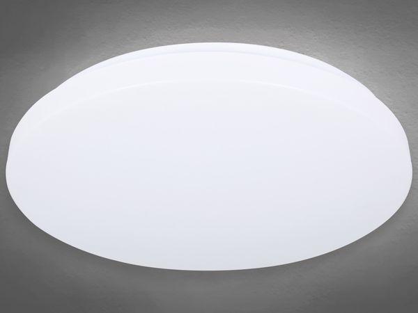 LED-Deckenleuchte VT-8412(7603), EEK: A, 12 W, 720 lm, 3000…6400 K, weiß