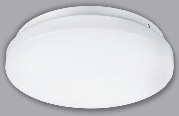 LED-Deckenleuchte VT-8418(7605), EEK: A, 18 W, 1080 lm, 3000…6400 K, weiß