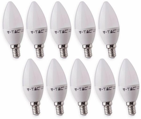 LED-Lampe V-TAC VT-226 (171), E14, EEK: A+, 5,5 W, 470 lm, 3000 K; 10 Stück