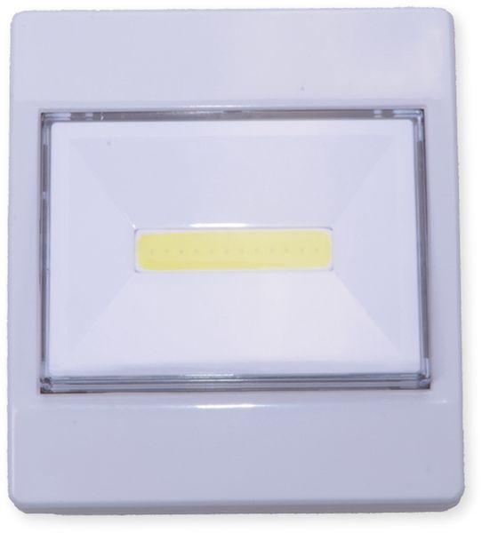 """LED-Nachtlicht-Lichtschalter """"Streifen"""", batteriebetrieb"""